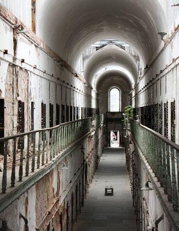 费城东部州立监狱的照片
