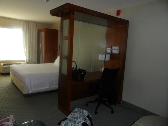 SpringHill Suites Long Island Brookhaven: chambre