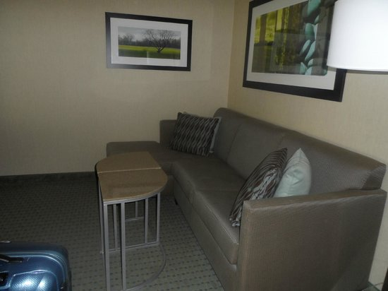 SpringHill Suites Long Island Brookhaven: coin salon