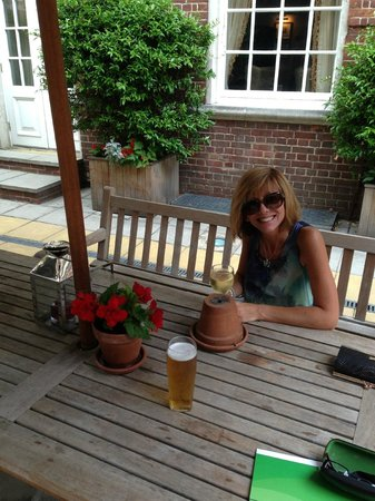 De Vere Devonport House: Relaxing Setting!