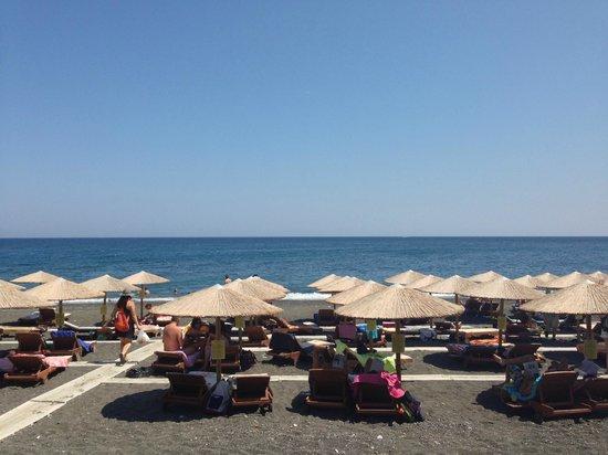 RK Beach Hotel: strand