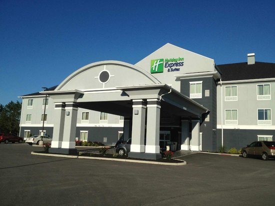 Holiday Inn Express Fremont: Ingresso principale
