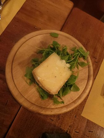 Tiberio Trattoria: baked parmesan ...highlz recommended  to try