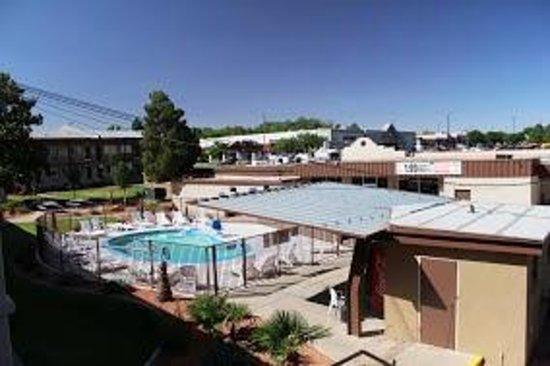 Rodeway Inn Page: piscine