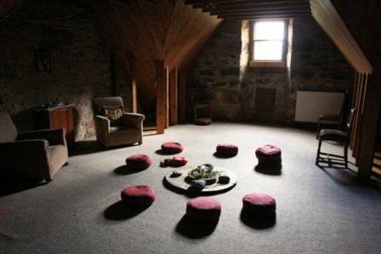 Newbold House: Our tranquil sanctuary for meditation and reflection