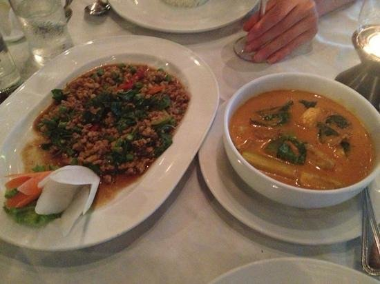 Sala Thai : lovely food