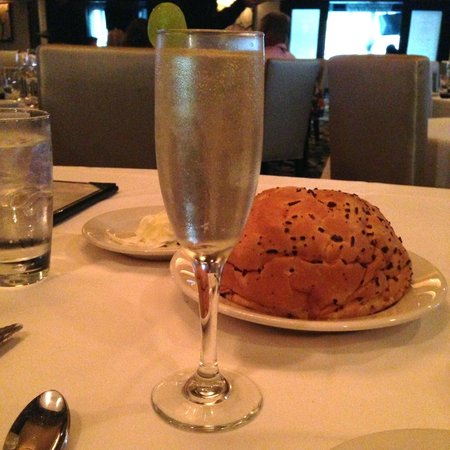 Morton's - The Steakhouse: The Crush