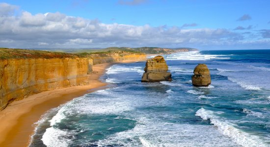 Torquay, Australië: Great Ocean Road