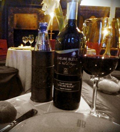 L'Heure Bleue Palais : perfect dinner at l'heure bleue