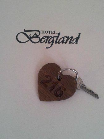 Hotel Bergland im Pitztal: chiave