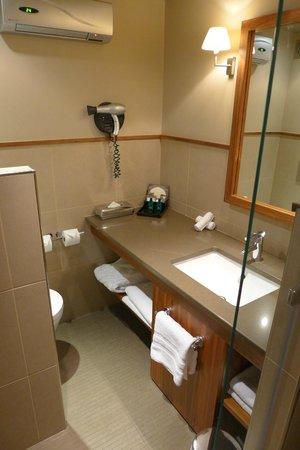 Sofitel Lyon Bellecour : Salle de bains