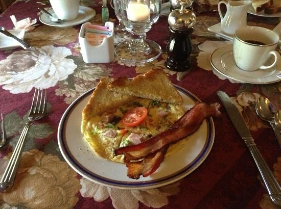 The Village Inn of Woodstock: Frittata