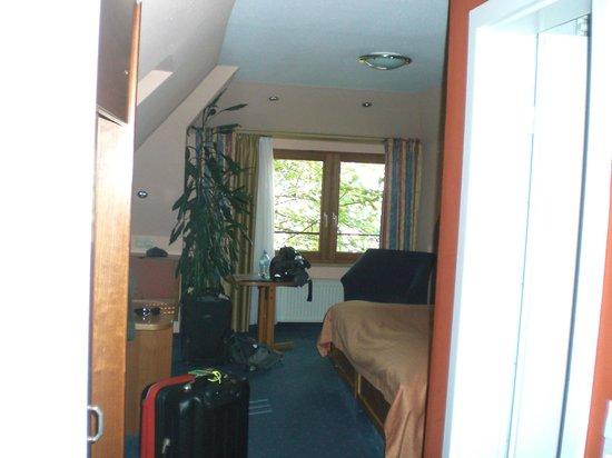 Hotel Am Schloss : Stanza