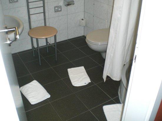 Hotel Am Schloss : Bagno