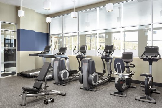 Four Points by Sheraton Kelowna Airport: Fitness Centre