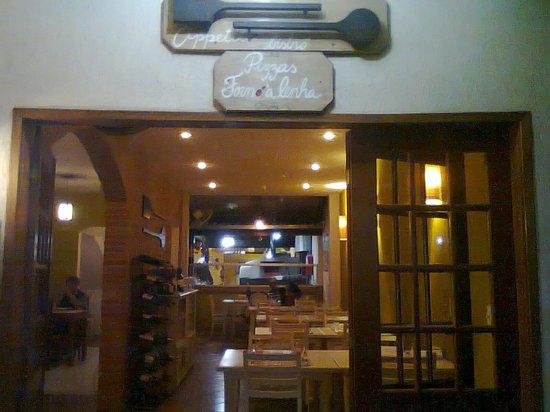 Appetito Bistro: Entrada do restaurante!