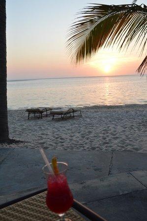 Pestana Bazaruto Lodge All Inclusive: coucher de soleil