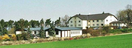 Hotel Und Restaurant Bergfried Saalfeld