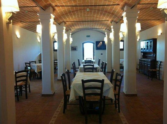 Granarolo dell'Emilia, Italien: sala da pranzo