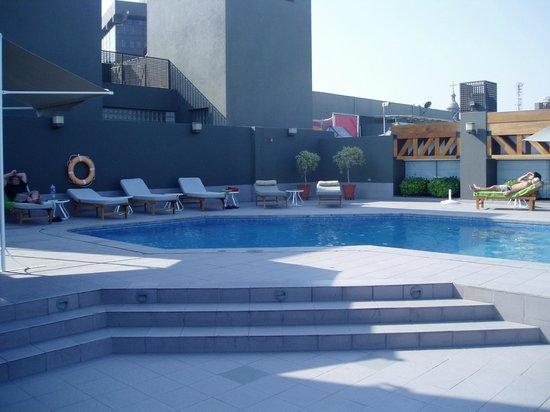Sonesta Hotel El Olivar: Pool area