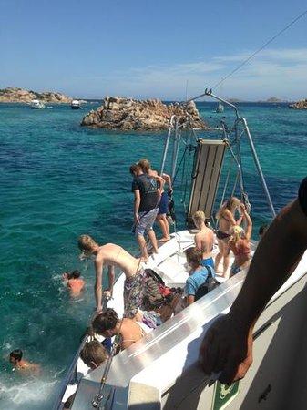 Navetta Sea Star : le piscine