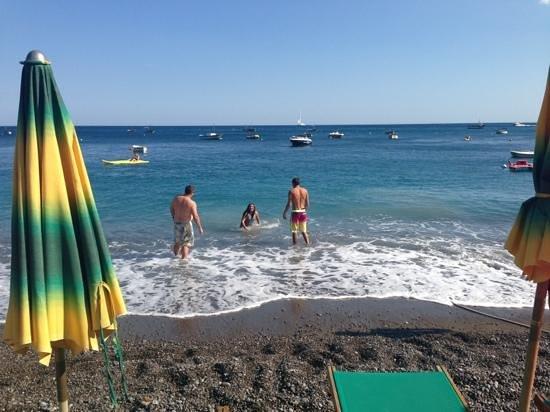 Da Ferdinando: Ferdinandos beach