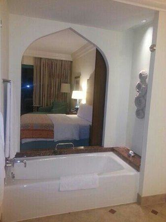 Atlantis, The Palm: our lovely room