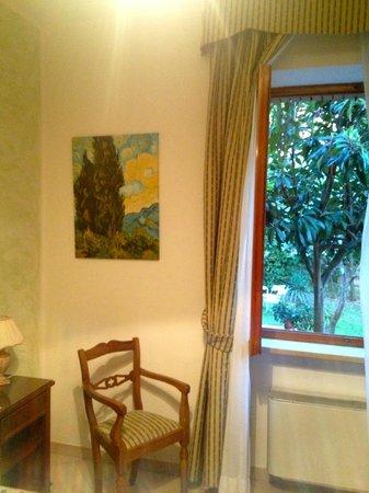 Villa Veronica: la nostra camera