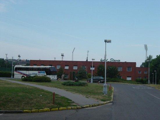 Hotel Slavia: Hotel