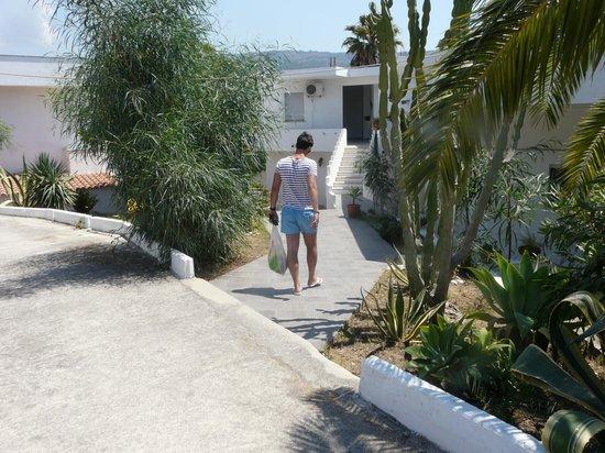 Hotel Residence Matu Maloa: parco