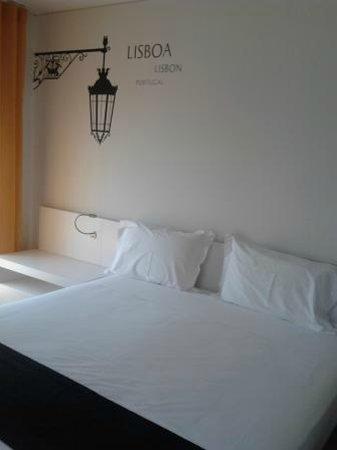 Hotel 3K Europa: Habitación