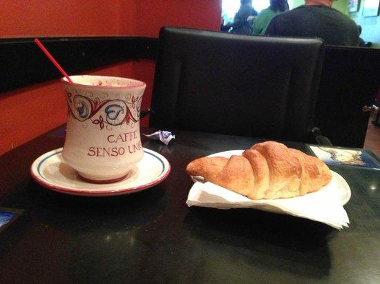Photo of Cafe Caffe Senso Unico at 622 Olive Way, Seattle, WA 98101, United States