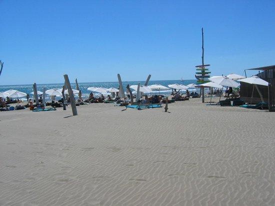 Domaine résidentiel de plein air Odalys l'Elysée: La plage de l'Espiguette
