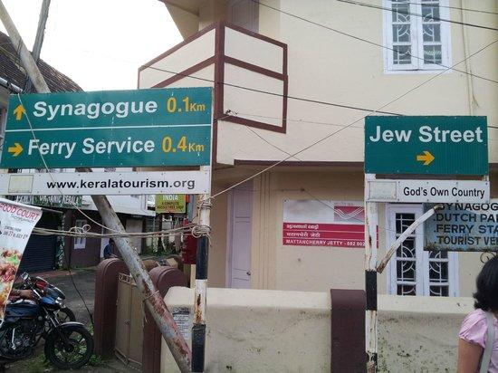 Jew Town : Jew Street