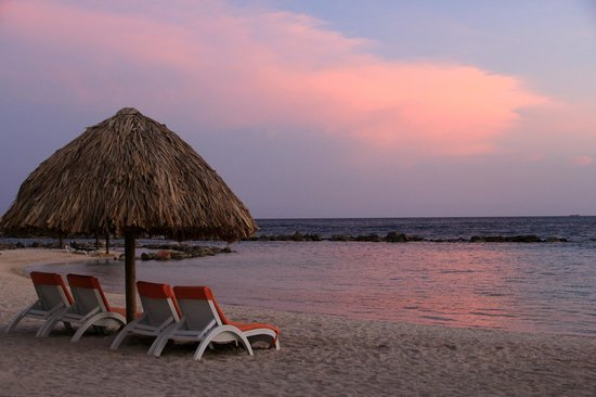 Sunscape Curacao Resort Spa & Casino: Incredible sunsets