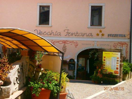 Ristorante Vecchia Fontana: ottimo locale