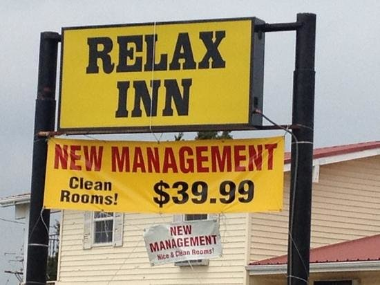 Rodeway Inn: new management and cheap rooms