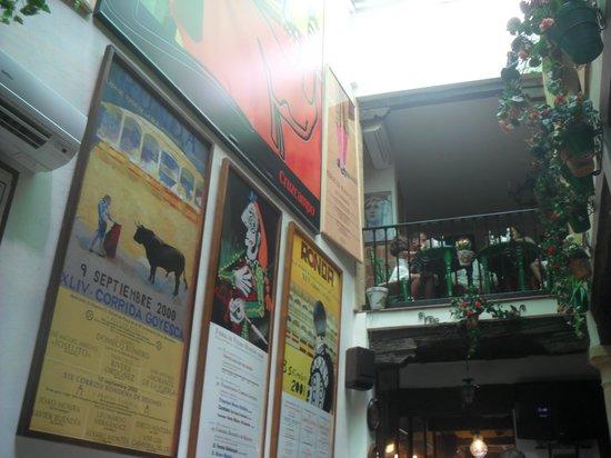 Bar Faustino : Poster delle corride