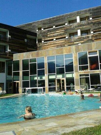 Falkensteiner Hotel & Spa Carinzia: piscina