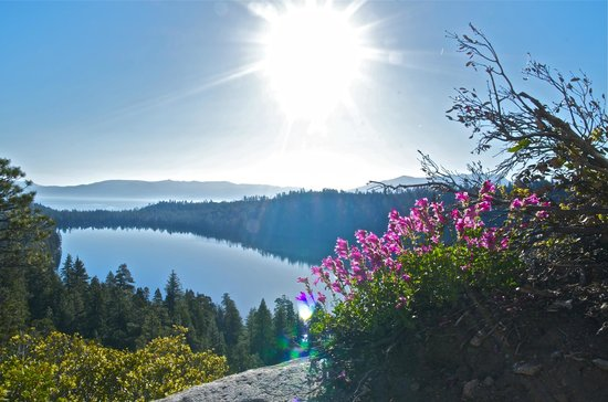 Basecamp South Lake Tahoe: Emerald Bay