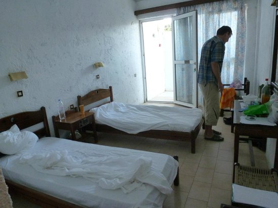 Adele Beach Hotel Bungalows: Адель бич