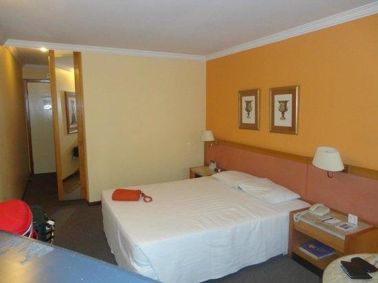 Hotel Sol Belo Horizonte: Quarto