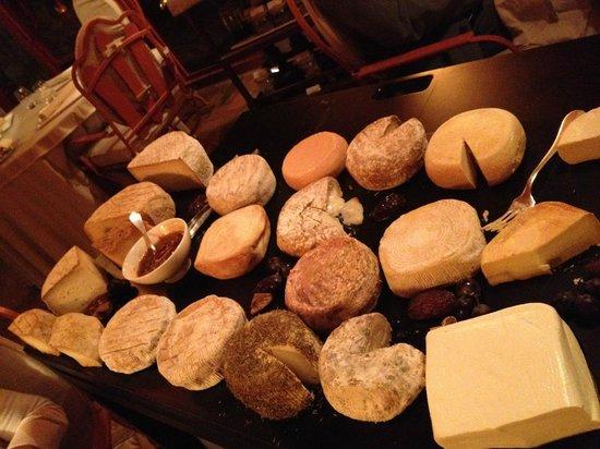La Signoria: LE plateau de fromage !