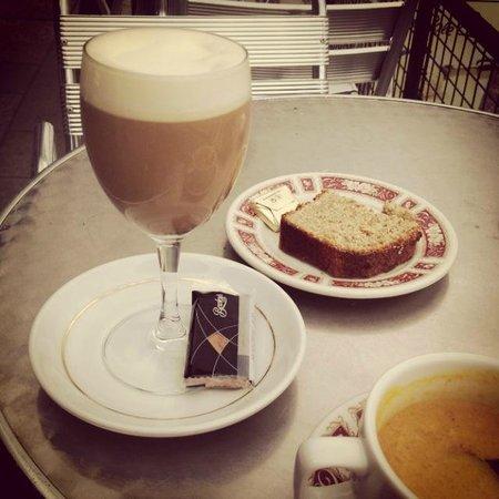 Ladies' View: Baileys coffee