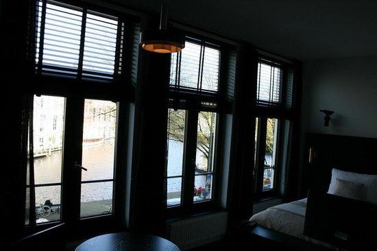 House of Amstel: Vistas desde la ventana