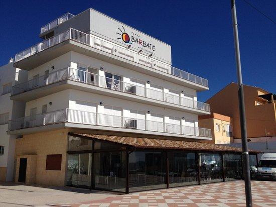 Apartamentos Playa Barbate : Desde la playa