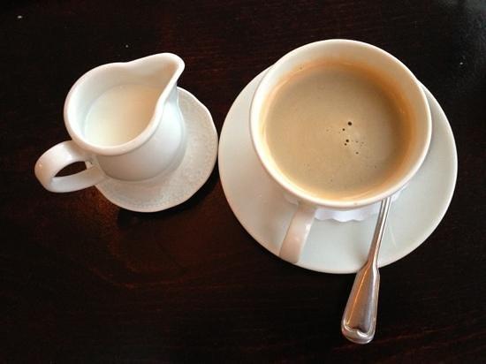 Dwaraka Indian Restaurant: special Indian Coffee