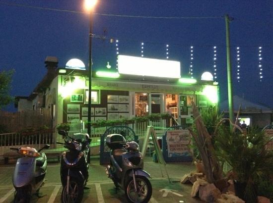 New esperia beach porto garibaldi ristorante recensioni numero di telefono foto tripadvisor - Bagno venere porto garibaldi ...