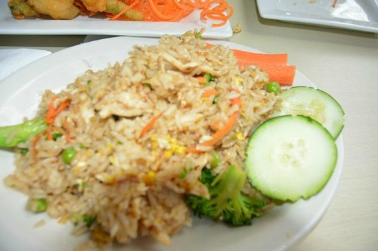 Brown Sugar by the Sea : Thai Fried Rice