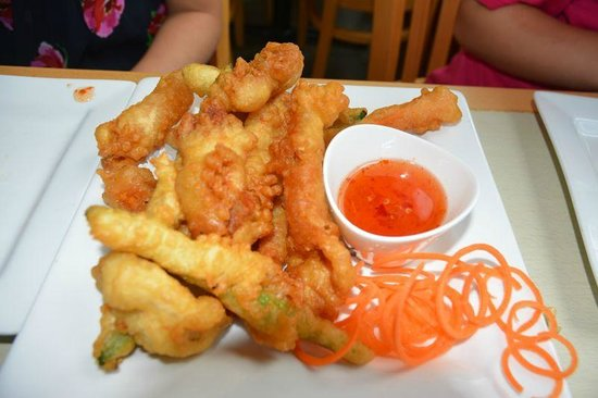 Brown Sugar by the Sea : Chicken Tempura